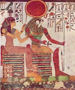 Re (Altägyptischer Sonnengott) – Yogawiki