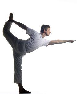 Natarajasana Yogawiki