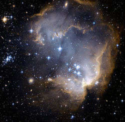 Stern-Himmel-Universum-star forming region of the Large Magellanic Cloud-Hubble Space Telescope.jpg