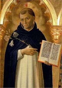 Heiligsprechung Dominikus