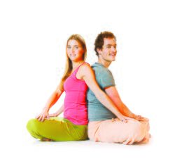 ardha matsyendrasana  yogawiki
